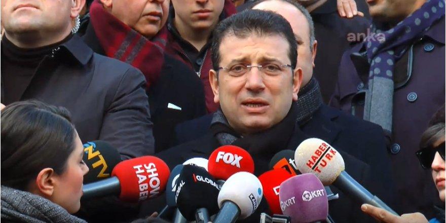 Erdoğan'ın 'süt nerede kaldı?' sözlerine İmamoğlu'ndan yanıt!