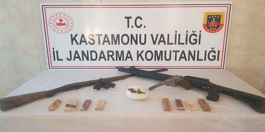Kastamonu ve İstanbul'da uyuşturucu operasyonu