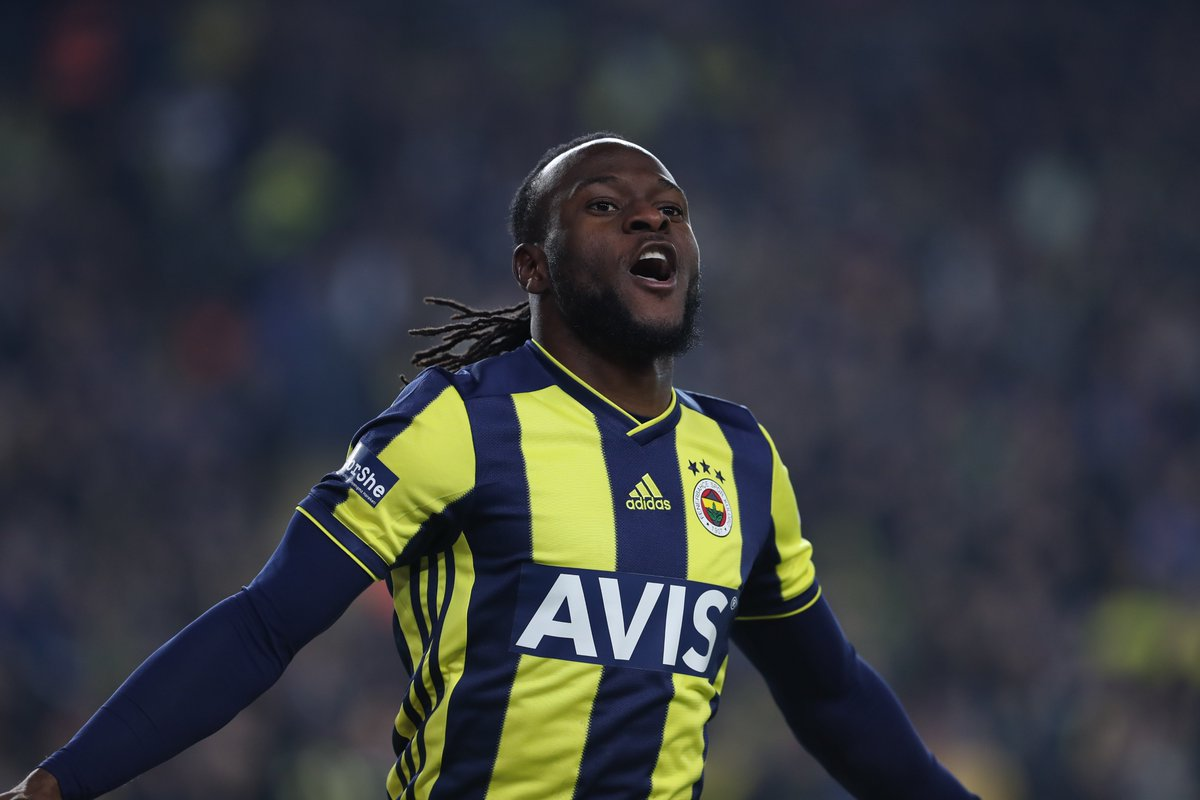 Fenerbahçe'de Victor Moses hareketliliği