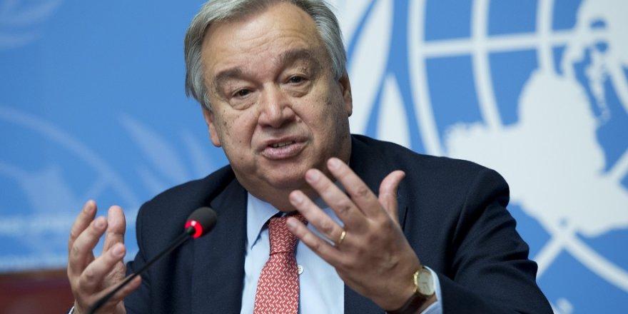 BM Genel Sekreteri'nden Libya'da iç savaş uyarısı