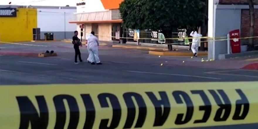 Meksika'daki uyuşturucu kartelinden müzisyen katliamı