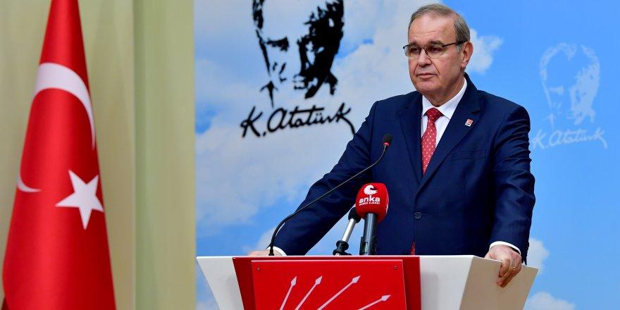 CHP'li Öztrak: FETÖ'nün siyasi ayağı muhakkak ortaya çıkarılmalı