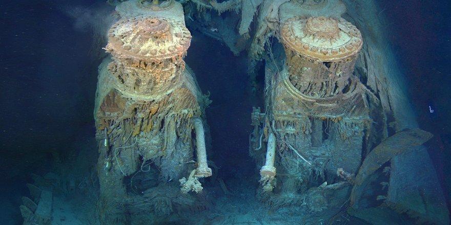 Titanik'in enkazı için ABD'den yeni karar
