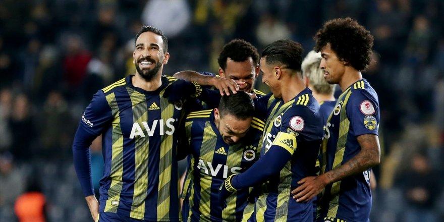 Fenerbahçe kupada rahat kazandı