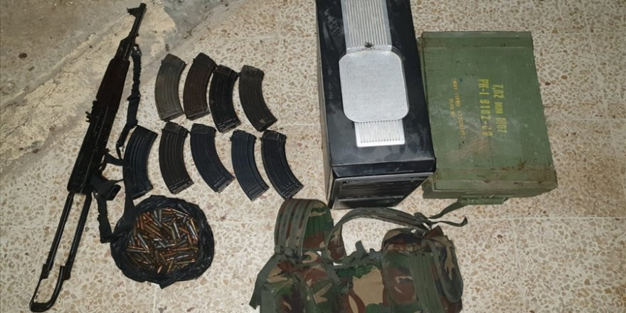 MSB: Tel Abyad'da eylem hazırlığında 4 terörist yakalandı