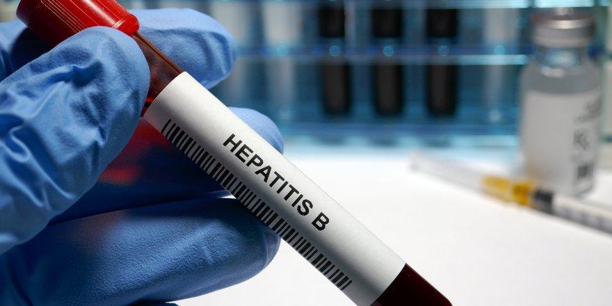 Uzmanlar açıkladı: Her 3 kişiden biri hepatit B'yi...
