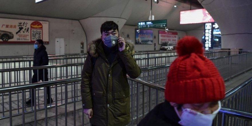 Çin'de 1 buçuk milyon insanı panik sardı