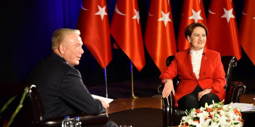İYİ Parti Lideri Meral Akşener, Dündar'a konuk oluyor