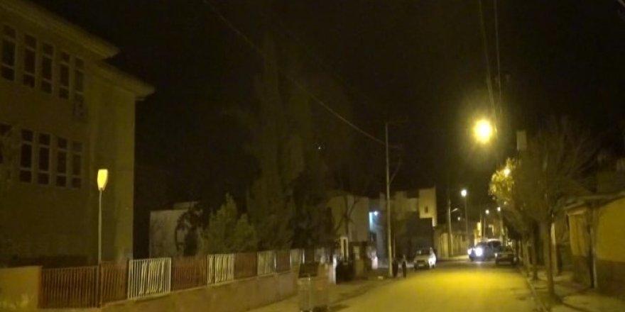 Teröristler obüs atışlarıyla vuruldu