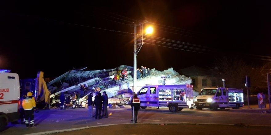 Elazığ'daki depremden acı haber