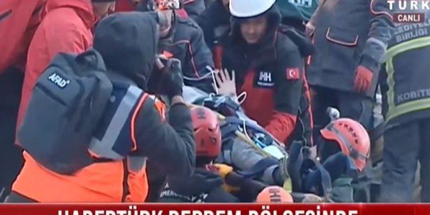 Elazığ'da depremde 2 kişi daha kurtarıldı