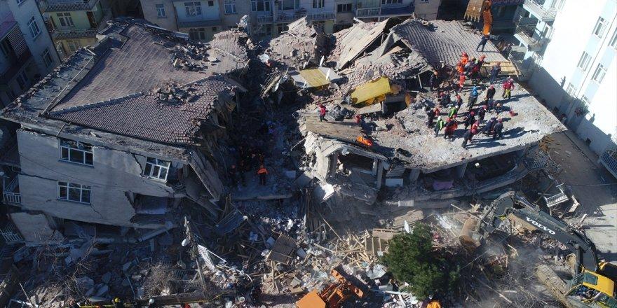 TMMOB: Deprem bir doğa olayıdır, afet ise yöneticilerin pervasızlığı