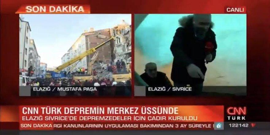 DHA muhabiri Ferit Demir özür diledi