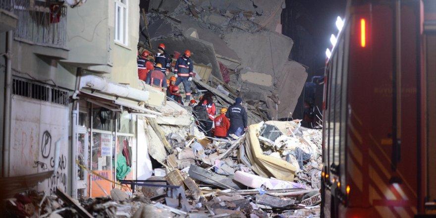 """Jeoloji Mühendisleri Odası: """"Kanalı bırak depremlere bak"""""""