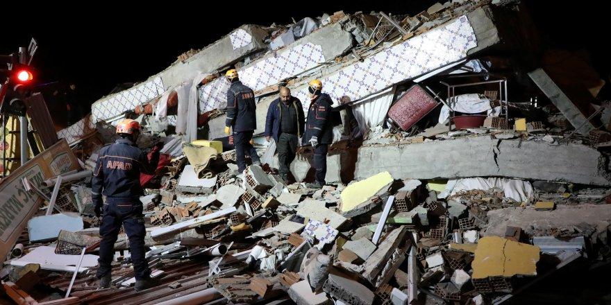 AFAD'dan deprem saati açıklaması!