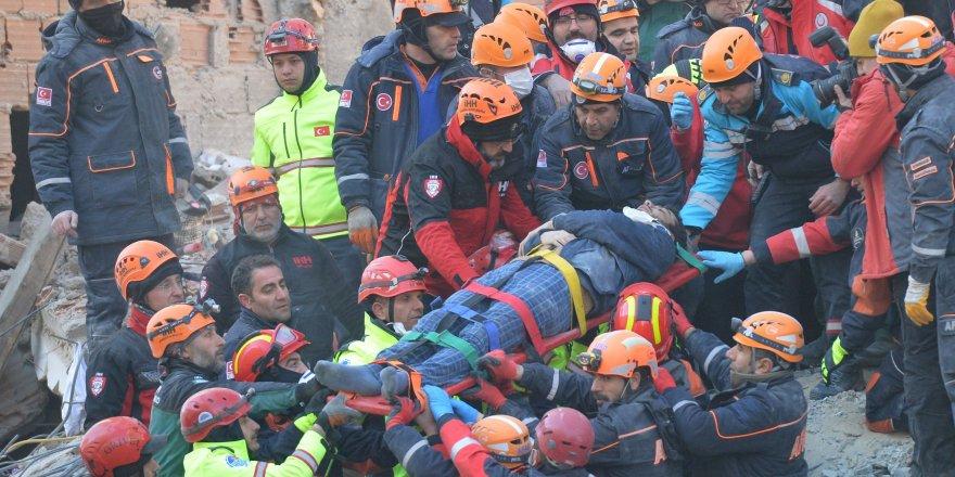 Arap ülkeleri Elazığ depreminden sonra sessiz kaldı