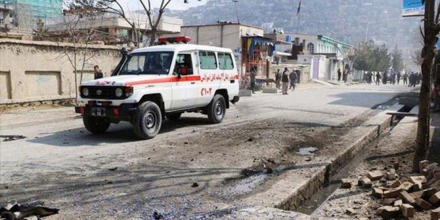 Afganistan'da düğüne el bombası atıldı