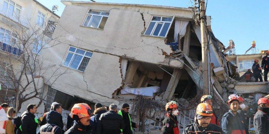 TSB Başkanı Atilla Benli'den Elazığ depremi için hasar tespiti açıklaması