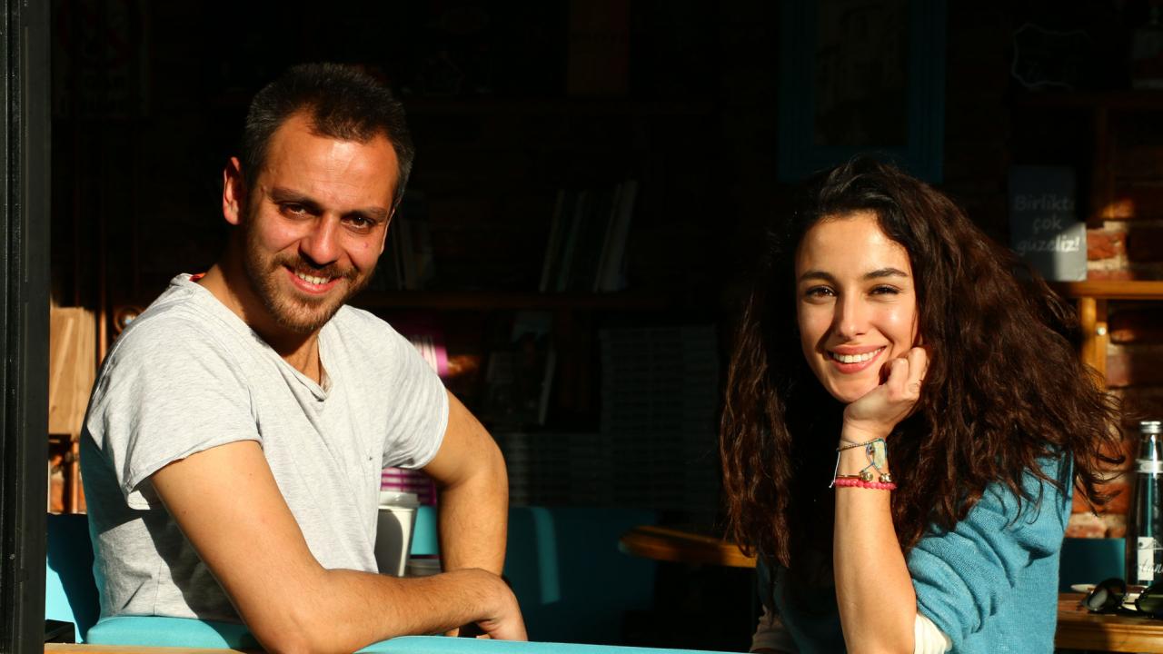Cansu Tosun ve Erkan Kolçak Köstendil çocuklarını Amsterdam'da büyütecek