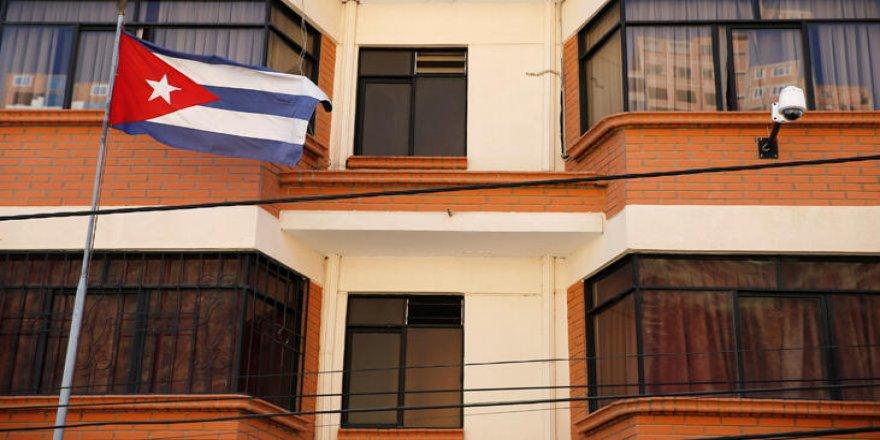 Küba'dan Trump'a Bolivya tepkisi