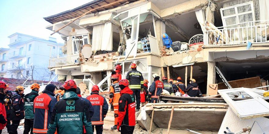 Kilis'te depremzedeler için yardım kampanyası