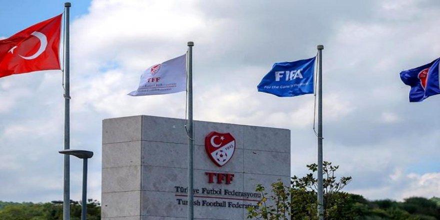 TFF'den ertelenen maçlar hakkında açıklama