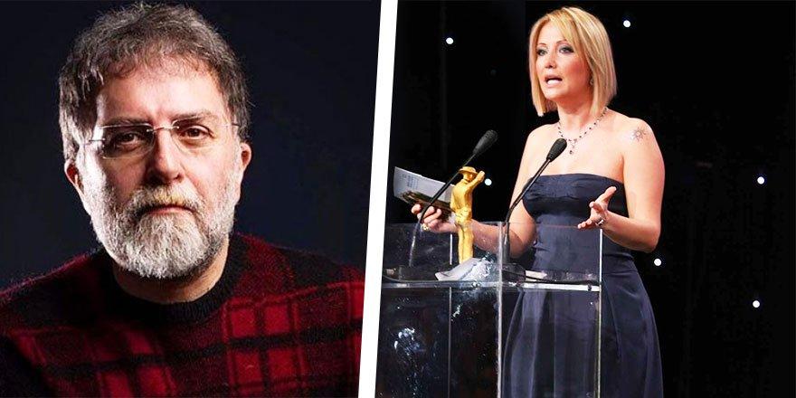Berna Laçin'den Ahmet Hakan'a olay sözler