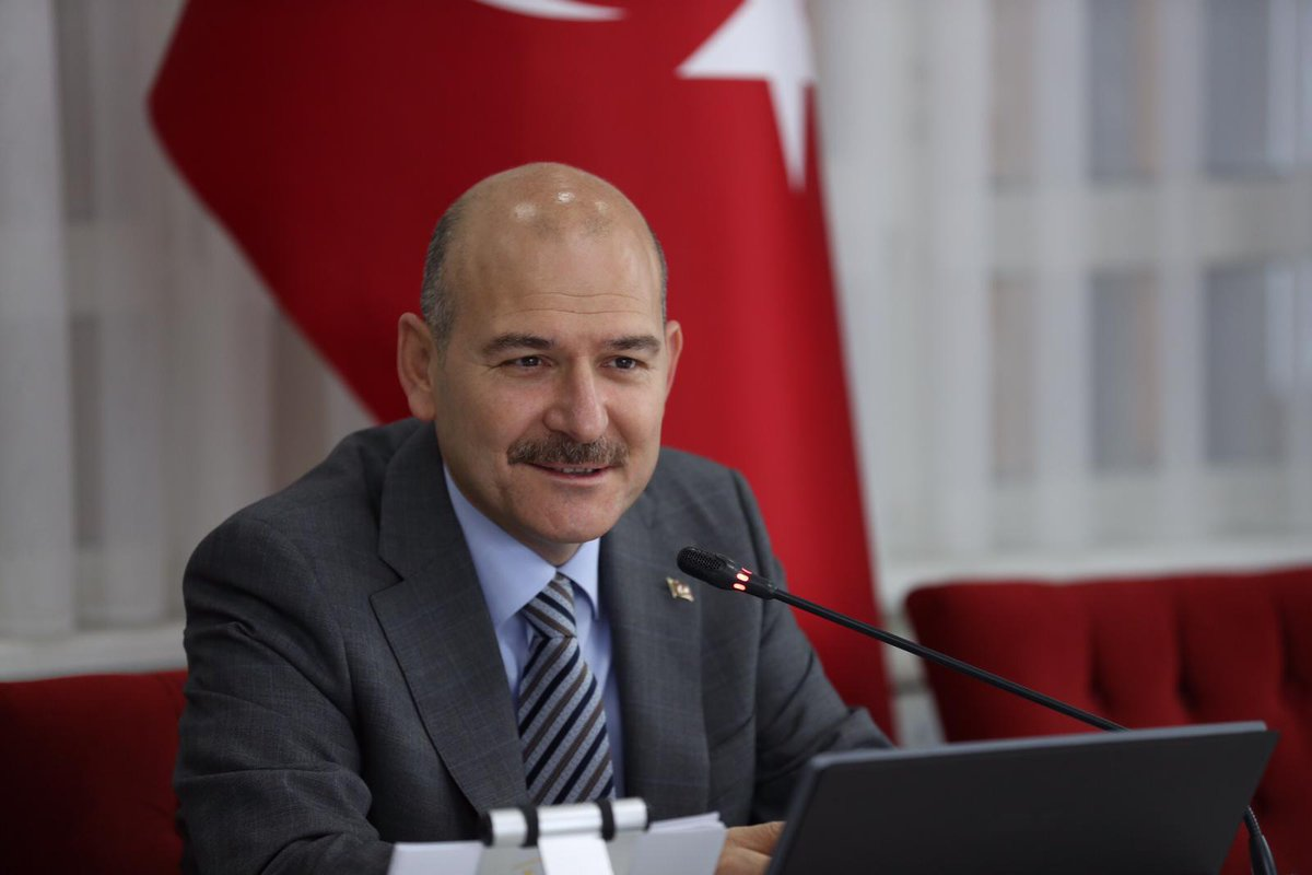 İçişleri Bakanı Süleyman Soylu, HDP'lilerin iddialarına cevap verdi