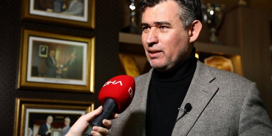 Metin Feyzioğlu: Türkiye Doğu Akdeniz'in asli aktörüdür