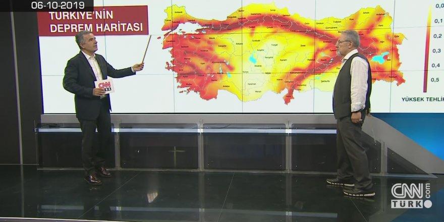 Elazığ depremini 3 ay önceden tahmin eden Naci Görür'den Ankara uyarısı!