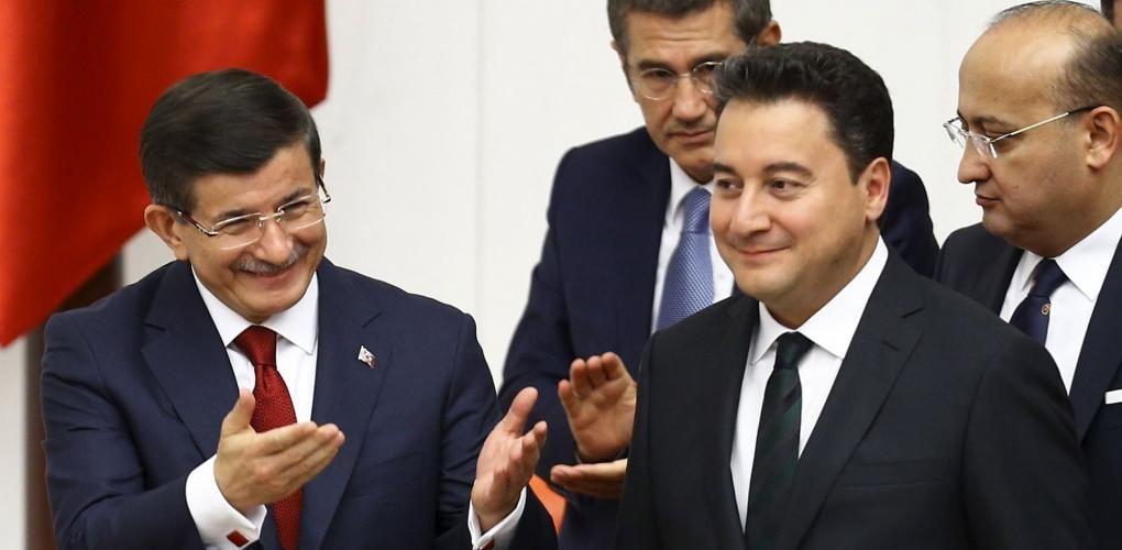 """MAK Danışmanlık: """"Babacan ile Davutoğlu TBMM'de 4 grup kurar!"""