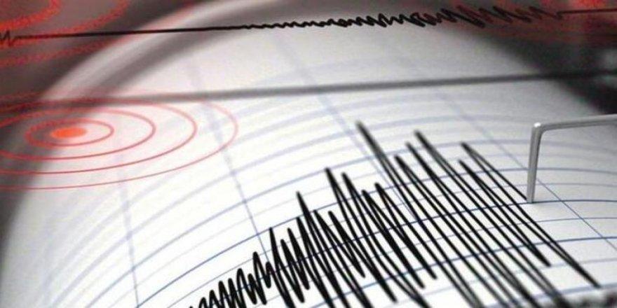 Manisa'daki  deprem İstanbul'da da hissedildi