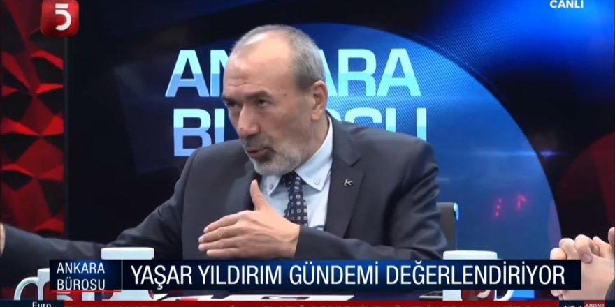 MHP'li Yaşar Yıldırım'dan AKP'yi kızdıracak açıklama