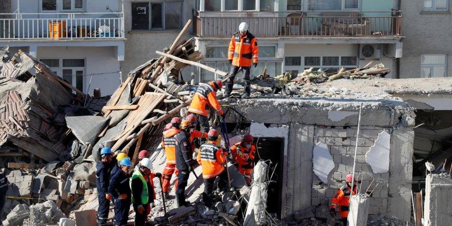 Elazığ'da hasar tespiti için dilekçe verildi