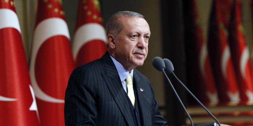 Erdoğan'dan Hafter'e tepki: Kaddafi'ye de ihanet etmişti