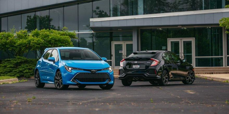 Honda ve Toyota, Çin'deki üretimlerini durdurdu!