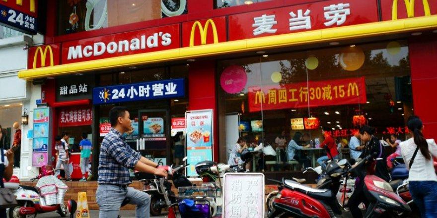 Fast Food zincirlerinden Çin kararı