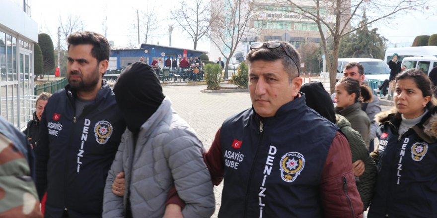 Denizli'de organize suç örgütüne operasyon
