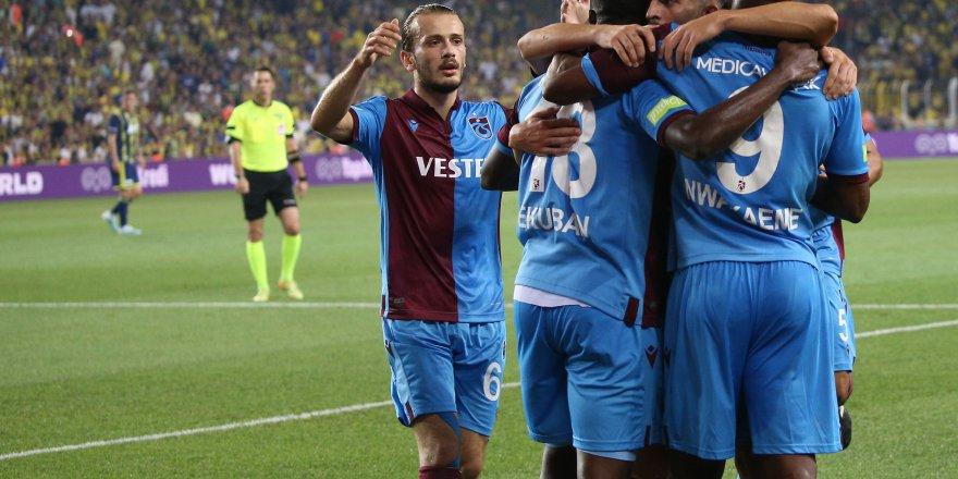 Trabzonspor, Fenerbahçe karşısında galibiyet arayacak