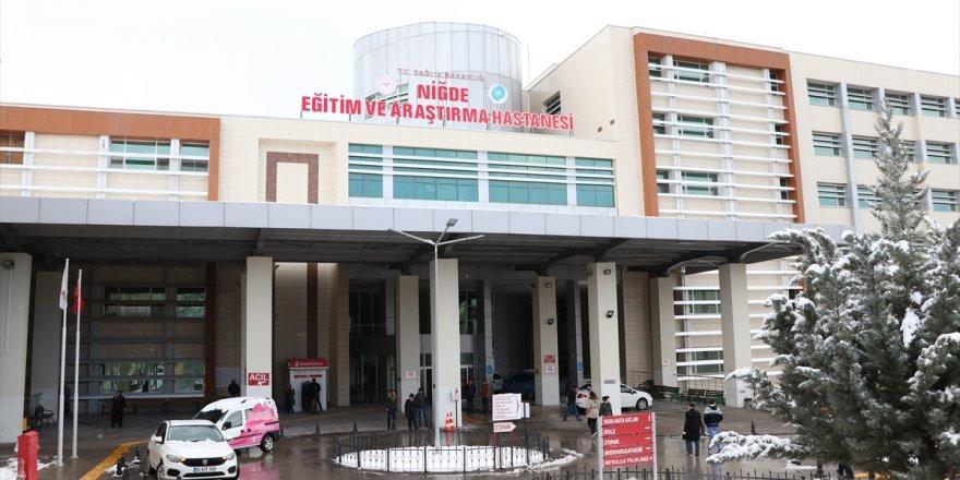 Niğde'de sobadan zehirlenen 19 kişi hastaneye kaldırıldı!