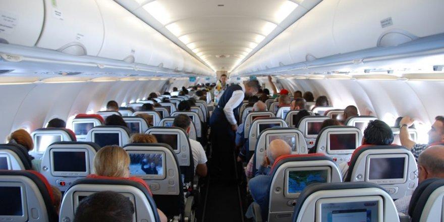 Corona virüsünden korunmak için uçaklarda en güvenli bölge!
