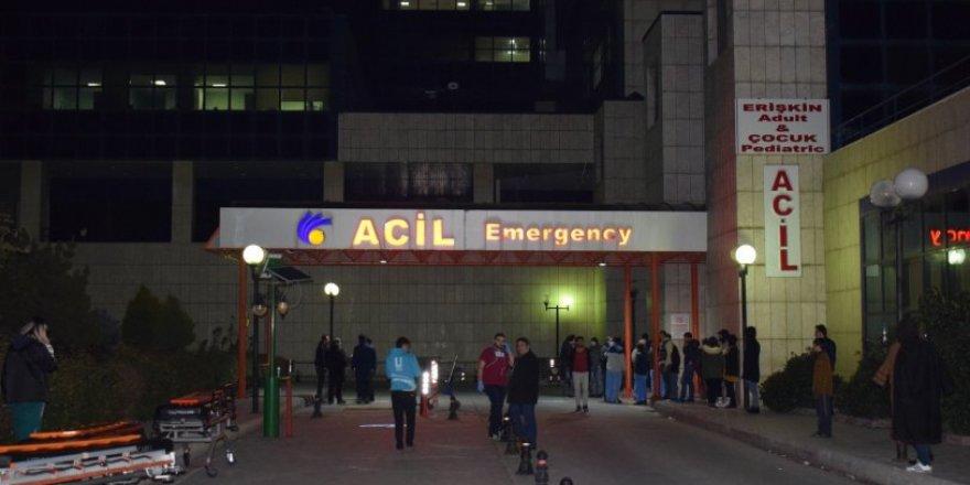 Siyanür alarmı: 3 asker hastaneye kaldırıldı!