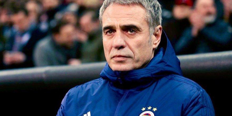 Fenerbahçe Teknik Direktörü Ersun Yanal'ın Falette planı