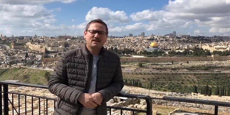Başakşehir belediye başkanı ve ailesi Tel Aviv'de havalimanında 5 saat alıkonuldu