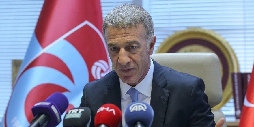 """Ahmet Ağaoğlu: """"Hakemi yendik, sahada ders verdik"""""""