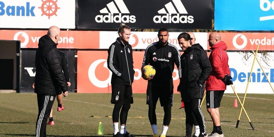 Beşiktaş'ın yeni transferi Boateng takımla çalıştı