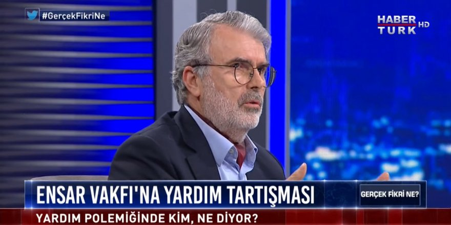 """AKP'li Resul Tosun: """"Ensar Vakfı sicili tertemiz bir kuruluştur"""""""