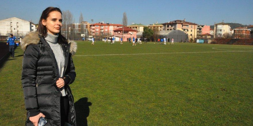 Ayşe Aydın'lı Göynük Belediyespor ilk maçında mağlup oldu!