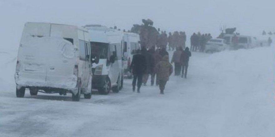 Meteoroloji'den Erzurum, Kars, Ağrı ve Ardahan için çığ uyarısı