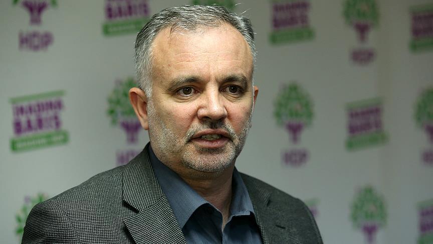 Bilgen Ankara'da gözaltına alındı